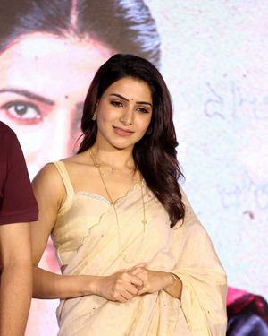 Samantha Akkineni - Jaanu Telugu Movie Trailer Launch Photos | Picture 1717693