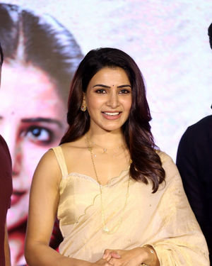 Samantha Akkineni - Jaanu Telugu Movie Trailer Launch Photos | Picture 1717719