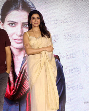 Samantha Akkineni - Jaanu Telugu Movie Trailer Launch Photos | Picture 1717713