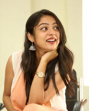Varsha Bollamma At Choosi Choodangaane Movie Interview | Picture 1717797