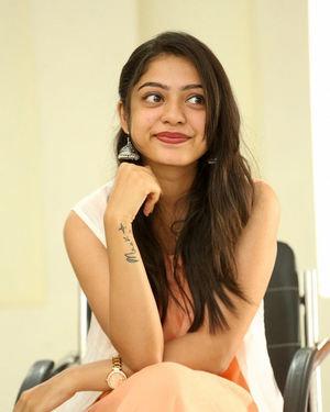 Varsha Bollamma At Choosi Choodangaane Movie Interview | Picture 1717803