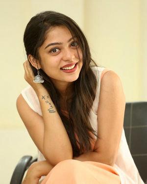 Varsha Bollamma At Choosi Choodangaane Movie Interview | Picture 1717790