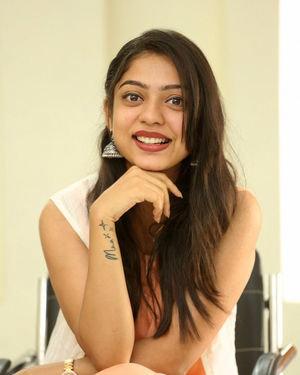 Varsha Bollamma At Choosi Choodangaane Movie Interview | Picture 1717806