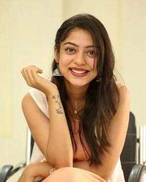 Varsha Bollamma At Choosi Choodangaane Movie Interview | Picture 1717783