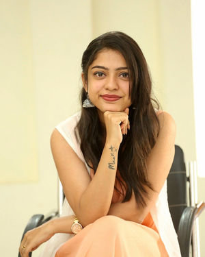 Varsha Bollamma At Choosi Choodangaane Movie Interview | Picture 1717804