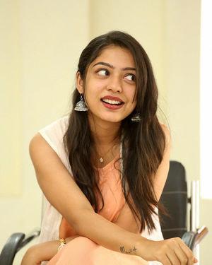 Varsha Bollamma At Choosi Choodangaane Movie Interview | Picture 1717787