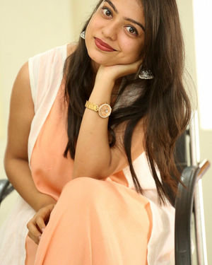 Varsha Bollamma At Choosi Choodangaane Movie Interview | Picture 1717796