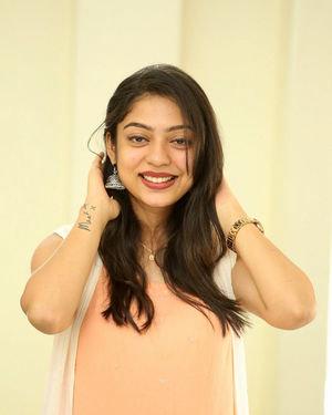 Varsha Bollamma At Choosi Choodangaane Movie Interview | Picture 1717781