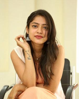 Varsha Bollamma At Choosi Choodangaane Movie Interview | Picture 1717782