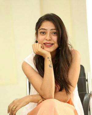 Varsha Bollamma At Choosi Choodangaane Movie Interview | Picture 1717802