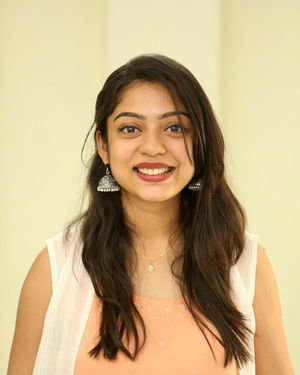 Varsha Bollamma At Choosi Choodangaane Movie Interview | Picture 1717780