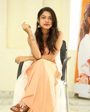 Varsha Bollamma At Choosi Choodangaane Movie Interview | Picture 1717799