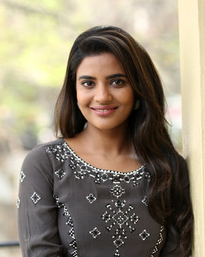 Aishwarya Rajesh At World Famous Lover Interview Photos | Picture 1718021