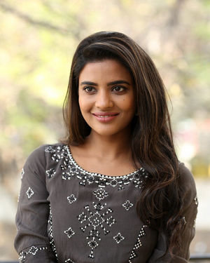 Aishwarya Rajesh At World Famous Lover Interview Photos | Picture 1718011