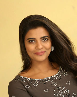 Aishwarya Rajesh At World Famous Lover Interview Photos | Picture 1718000