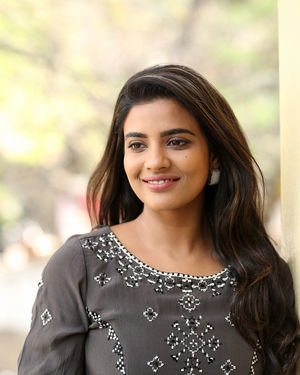 Aishwarya Rajesh At World Famous Lover Interview Photos | Picture 1718016
