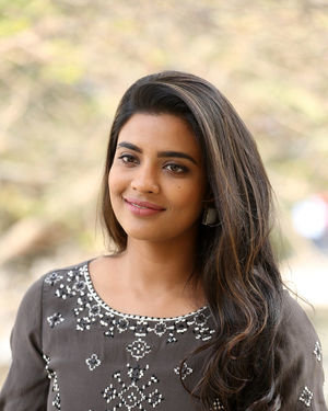 Aishwarya Rajesh At World Famous Lover Interview Photos | Picture 1718001