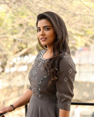 Aishwarya Rajesh At World Famous Lover Interview Photos | Picture 1718002
