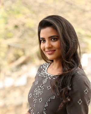 Aishwarya Rajesh At World Famous Lover Interview Photos | Picture 1718005