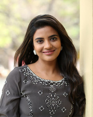 Aishwarya Rajesh At World Famous Lover Interview Photos | Picture 1718019