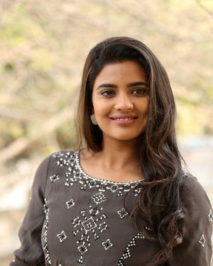 Aishwarya Rajesh At World Famous Lover Interview Photos | Picture 1718007