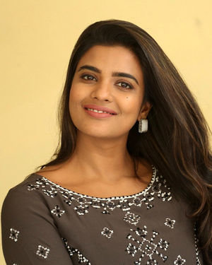 Aishwarya Rajesh At World Famous Lover Interview Photos | Picture 1717999