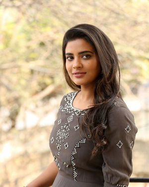 Aishwarya Rajesh At World Famous Lover Interview Photos | Picture 1718003