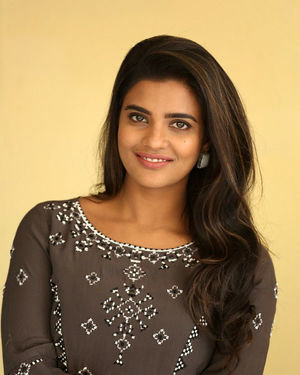 Aishwarya Rajesh At World Famous Lover Interview Photos | Picture 1717998