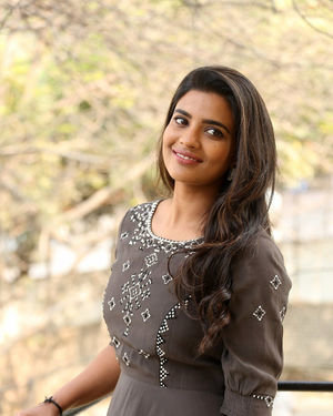 Aishwarya Rajesh At World Famous Lover Interview Photos | Picture 1718006