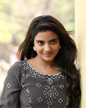 Aishwarya Rajesh At World Famous Lover Interview Photos | Picture 1718018