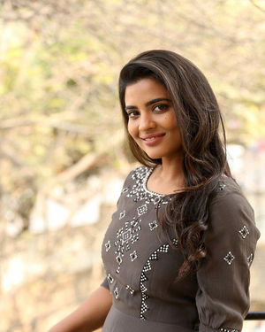 Aishwarya Rajesh At World Famous Lover Interview Photos | Picture 1718004