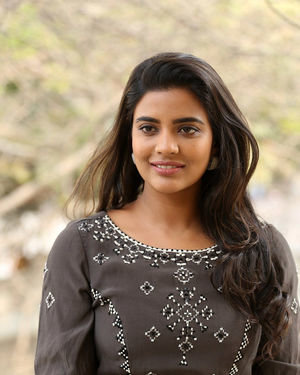 Aishwarya Rajesh At World Famous Lover Interview Photos | Picture 1718008