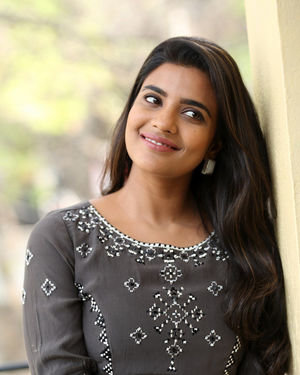 Aishwarya Rajesh At World Famous Lover Interview Photos | Picture 1718020