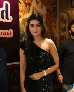 Payal Rajput - Girlfriend Arabian Mandi Restaurant Launch Photos