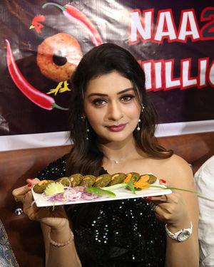 Payal Rajput - Girlfriend Arabian Mandi Restaurant Launch Photos | Picture 1717941