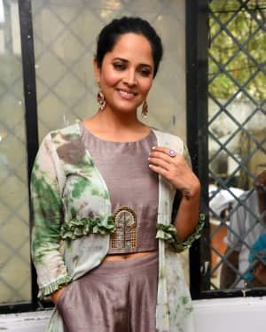 Anasuya At The Launch Of Country Mall Retail Store Photos | Picture 1724298