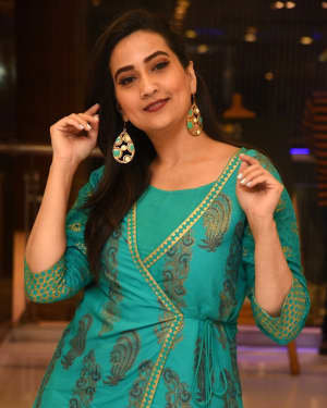 Manjusha - College Kumar Movie Pre-release Event Photos | Picture 1724381
