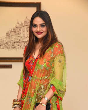 Madhoo Shah - College Kumar Movie Pre-release Event Photos | Picture 1724405