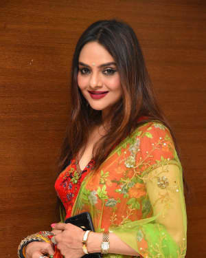 Madhoo Shah - College Kumar Movie Pre-release Event Photos | Picture 1724407
