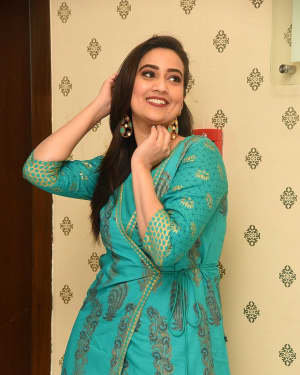 Manjusha - College Kumar Movie Pre-release Event Photos | Picture 1724368