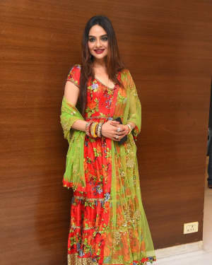 Madhoo Shah - College Kumar Movie Pre-release Event Photos | Picture 1724411