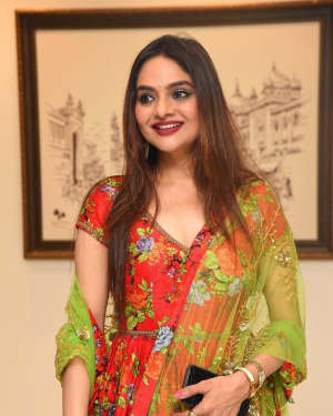 Madhoo Shah - College Kumar Movie Pre-release Event Photos | Picture 1724399