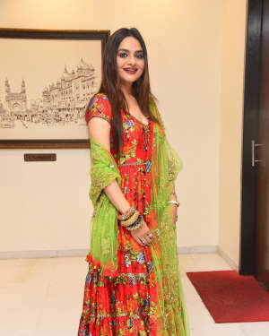 Madhoo Shah - College Kumar Movie Pre-release Event Photos | Picture 1724400