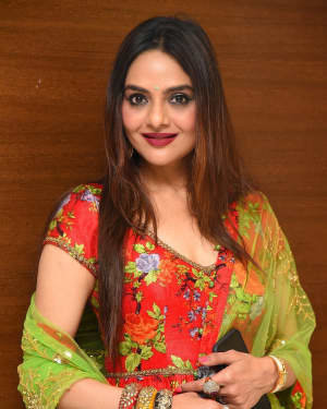 Madhoo Shah - College Kumar Movie Pre-release Event Photos