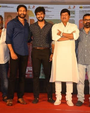 College Kumar Movie Pre-release Event Photos
