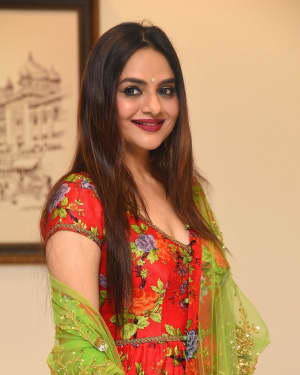 Madhoo Shah - College Kumar Movie Pre-release Event Photos | Picture 1724402