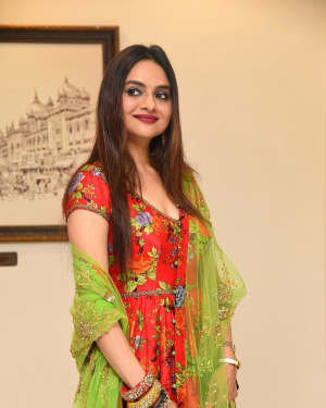 Madhoo Shah - College Kumar Movie Pre-release Event Photos | Picture 1724401