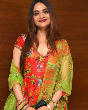Madhoo Shah - College Kumar Movie Pre-release Event Photos | Picture 1724415