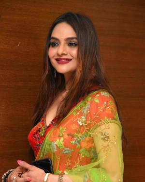 Madhoo Shah - College Kumar Movie Pre-release Event Photos | Picture 1724417