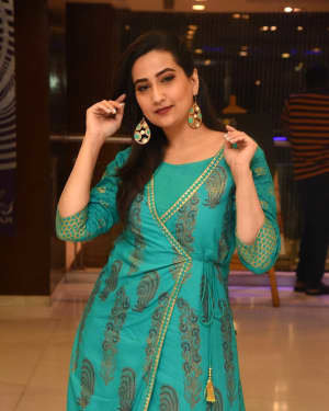 Manjusha - College Kumar Movie Pre-release Event Photos | Picture 1724380